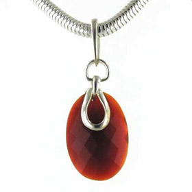Red Onyx Pendant Hermione