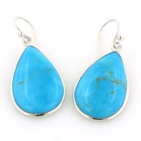 Turquoise Earrings Lola