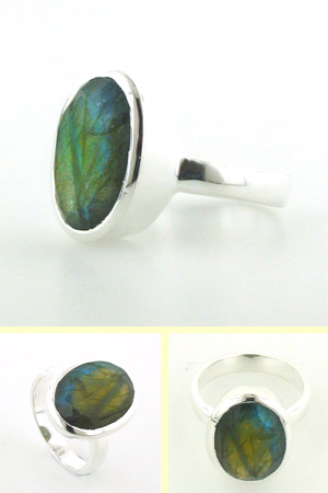 Labradorite Ring Gauguin
