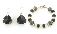 Smokey Quartz Jewellery - Booth and Booth