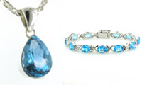Blue Topaz Jewellery - Booth and Booth