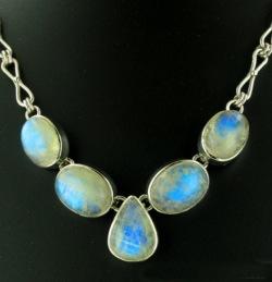 rainbow moonstone jewellery amethyst jewellery