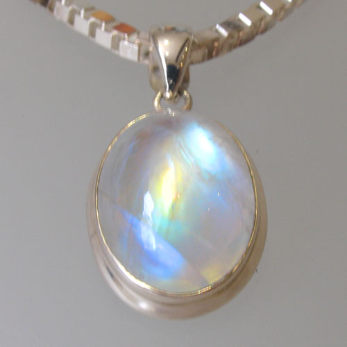 Moonstone Pendant - Booth and Booth