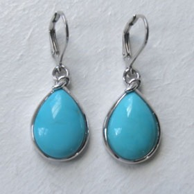 Turquoise Earrings Amanda