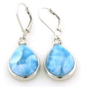 Larimar Earrings Adelle