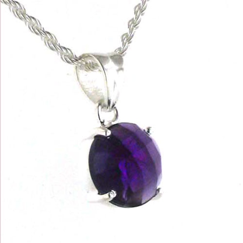 Amethyst Pendant Patty