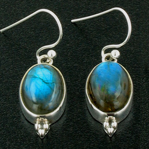 Labradorite Earrings Simone