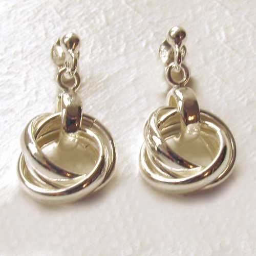 Sterling Silver Earrings Yolande