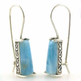 Larimar Earrings Kirsten