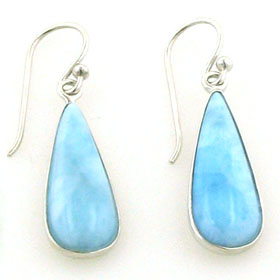 Larimar Earrings Acacia