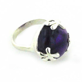 Amethyst Ring Manet