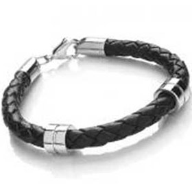 Leather Bracelet Delius