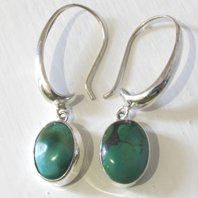 Turquoise Earrings Serena