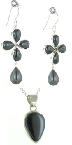 Haematite Jewellery - Gemstone Jewellery Booth and Booth