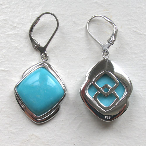 Turquoise Earrings Eileen