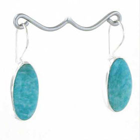 Amazonite Earrings Rosie