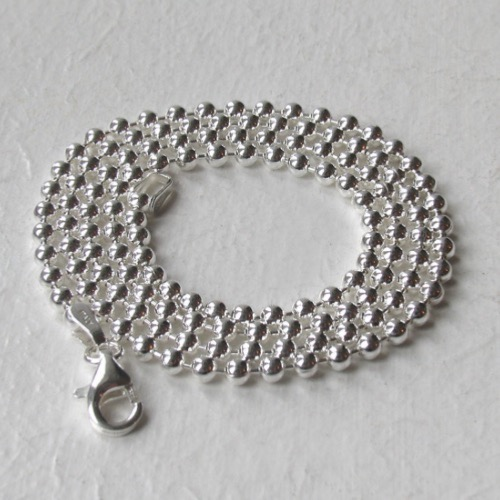 Sterling Silver Ball Chain - 2.5mm