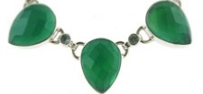 Green Onyx Necklaces