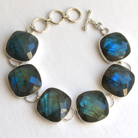 Labradorite Bracelets - Booth and Booth