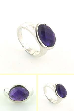 Amethyst Ring Monet