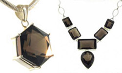 Smokey Quartz Jewellery