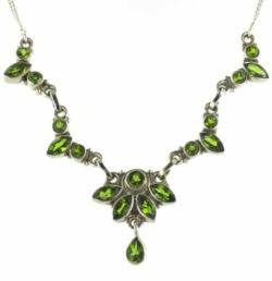 Peridot Jewellery - Gemstone Jewellery