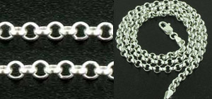 Silver Belcher Chains