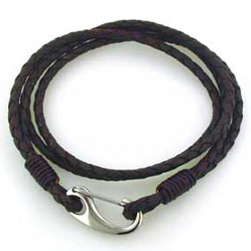 Leather Bracelet Brahms