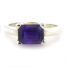 Amethyst Ring Turner