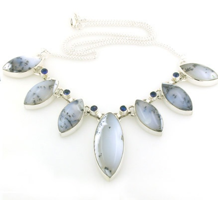 Gemstone Necklaces - Semi-Precious Necklaces