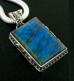 Labradorite Jewellery - Gemstone Jewellery