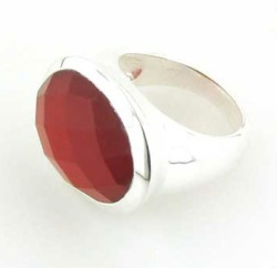 Red Onyx Jewellery - Gemstone Jewellery