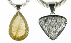 Rutilated Quartz Jewellery