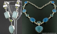 Chalcedony Necklaces