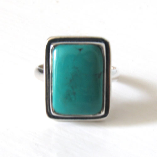 Turquoise Ring Picasso