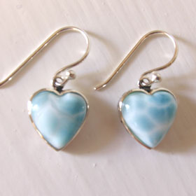 Larimar Earrings Eve