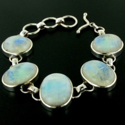Moonstone Bracelets - Booth and Booth