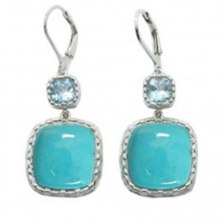 Turquoise Earrings - Turquoise Jewellery
