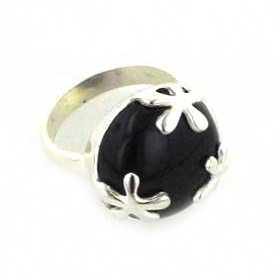 Black Onyx Ring Manet