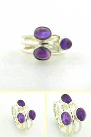 Amethyst Ring Magritte