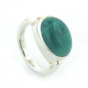 Turquoise Ring Cezanne